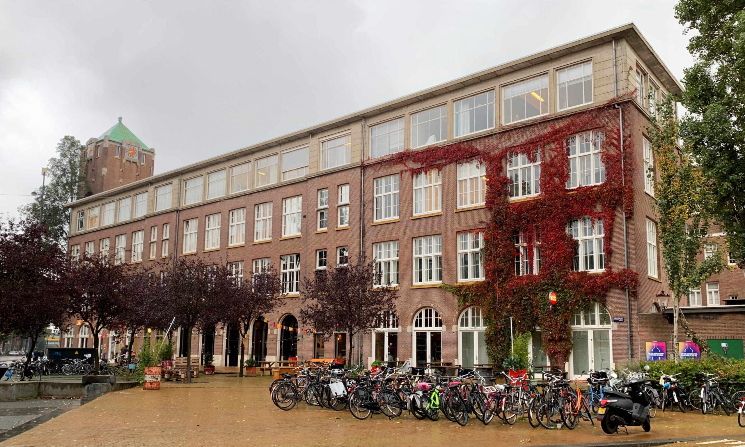 Werken in Amsterdamse School